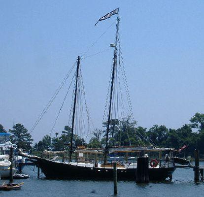 Custom Steel Schooner 1986 Schooner Boats for Sale