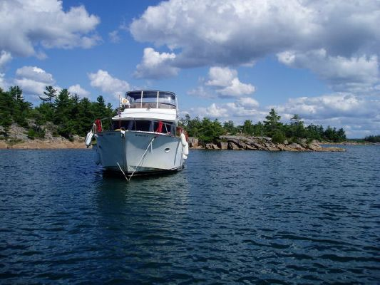 Defever 46 Sedan POC (6'6 1986 Trawler Boats for Sale