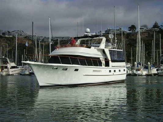 Defever 47 POC 1986 Trawler Boats for Sale