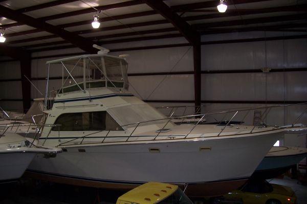 Egg Harbor 37 Convertible 1986 Egg Harbor Boats for Sale