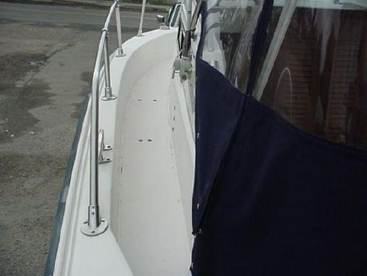 1986 grady white 22 seafarer walkaround cuddy  8 1986 Grady White 22 Seafarer Walkaround Cuddy