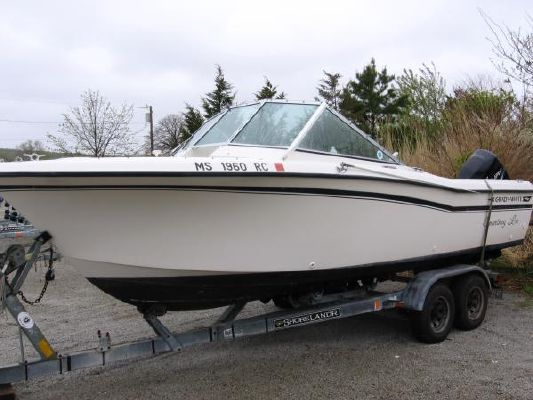 Grady White 22 Tournament MAKE REASONABLE OFFER! 1986 Fishing Boats for Sale Grady White Boats for Sale