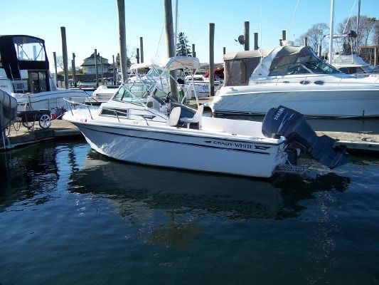Grady White Overnighter 1986 Fishing Boats for Sale Grady White Boats for Sale