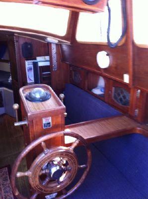 1986 gulf 29 pilothouse  9 1986 Gulf 29 Pilothouse