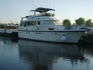 Boats for Sale & Yachts Hatteras 54 1986 Hatteras Boats for Sale