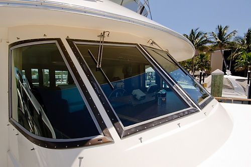 Hatteras Cockpit Motor Yacht 1986 Hatteras Boats for Sale