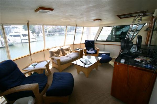 Hatteras Motor Yacht 1986 Hatteras Boats for Sale