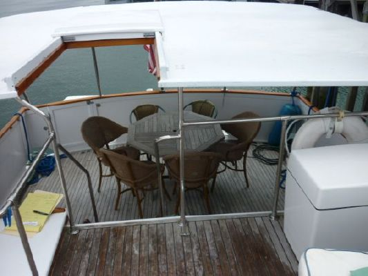 Island Gypsy Motor Yacht 1986 All Boats