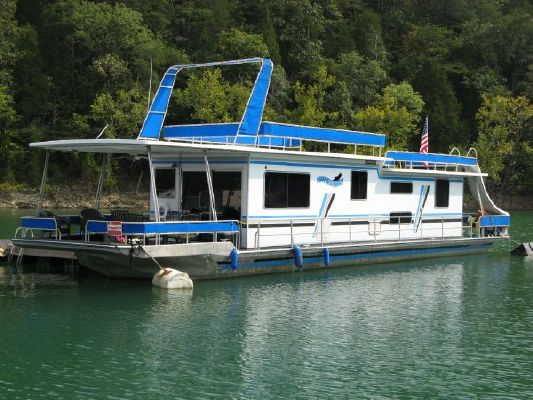 Boats for Sale & Yachts Jamestowner Houseboat 14 x 58 with Catwalks 1986 Houseboats for Sale