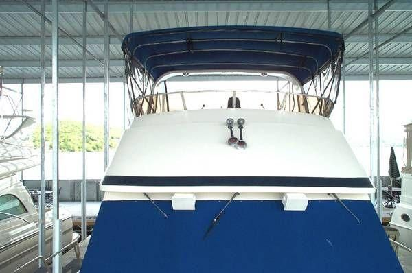 1986 jefferson motor yacht boats yachts for sale for Jefferson motor yacht for sale