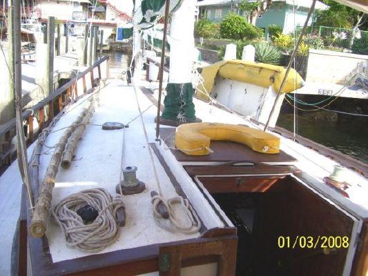 1986 junk rig jonque de plaisance  18 1986 Junk Rig Jonque de Plaisance