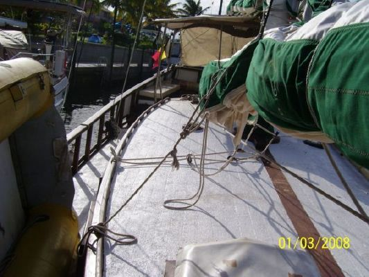 1986 junk rig jonque de plaisance  4 1986 Junk Rig Jonque de Plaisance