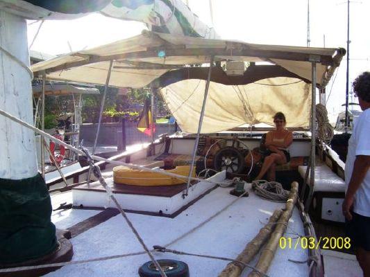 1986 junk rig jonque de plaisance  6 1986 Junk Rig Jonque de Plaisance