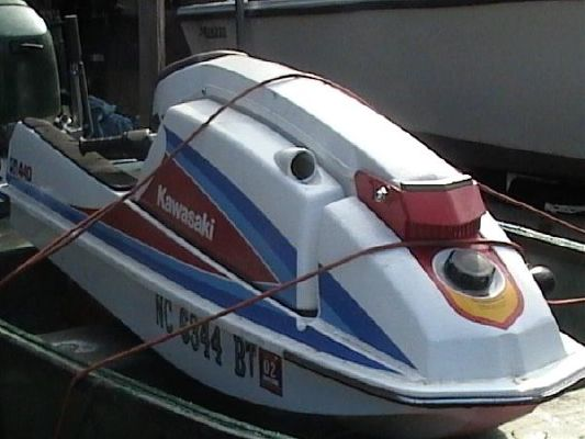 1986 Kawasaki 440 Jet Ski - Boats Yachts for sale