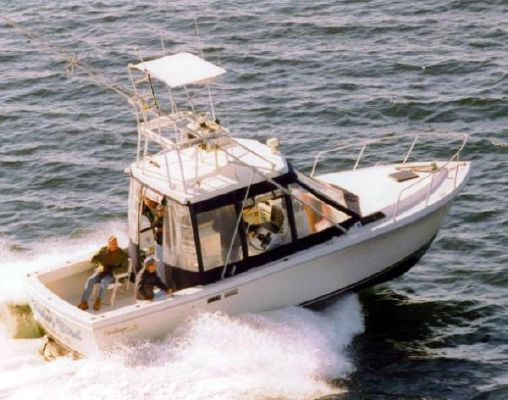 Boats for Sale & Yachts Ken Craft Side Console w/Marlin Tower 1986 All Boats