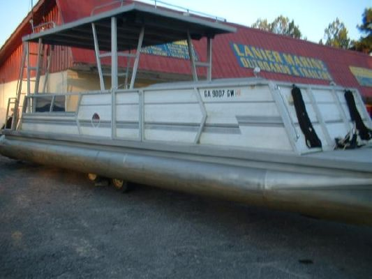 Solid Craft Pontoon Boats For Sale