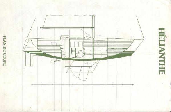 Boats for Sale & Yachts Leguen Hemidy HELIANTHE 1986 All Boats
