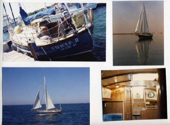1986 lord nelson cutter  14 1986 Lord Nelson Cutter