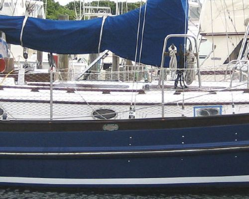 1986 lord nelson cutter  5 1986 Lord Nelson Cutter