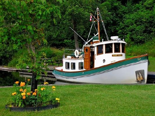 Lord Nelson Victory Tug 1986 Tug Boats for Sale