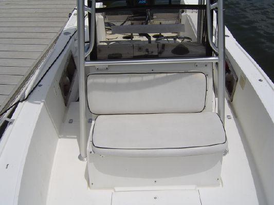 Mako 224 cc with 2003 Merc 225 optimax 1986 Mako Boats for Sale