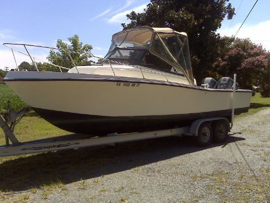 Boats for Sale & Yachts Mako 258 1986 Mako Boats for Sale