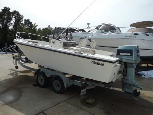 Boats for Sale & Yachts Mako fishing boat 20 Center console 1986 Mako Boats for Sale