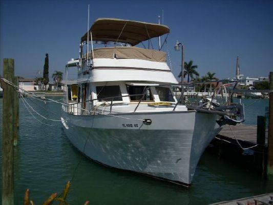 Marine Trader 44 Sundeck 1986 All Boats