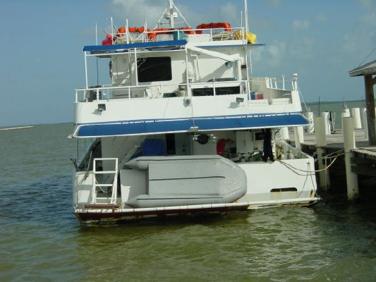 Moss Point Dive Charter/Excursion 1986 All Boats