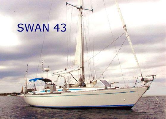Nautor Swan 43  Ron Holland 1986 Swan Boats for Sale