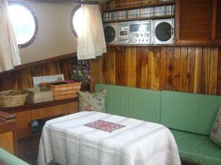 NELCRO MARINE COLVIN STEEL JUNK SCHOONER 1986 Schooner Boats for Sale