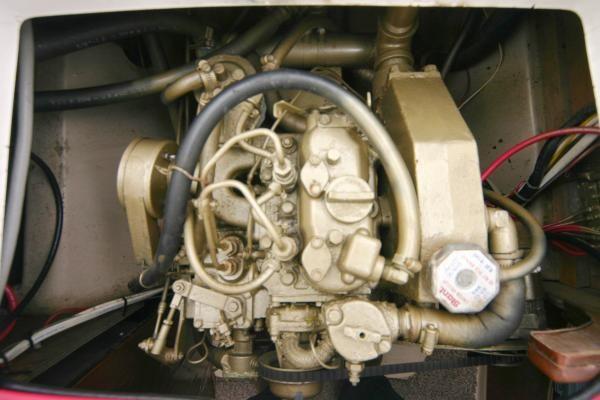1986 newport 28 mk ii  8 1986 Newport 28 MK II