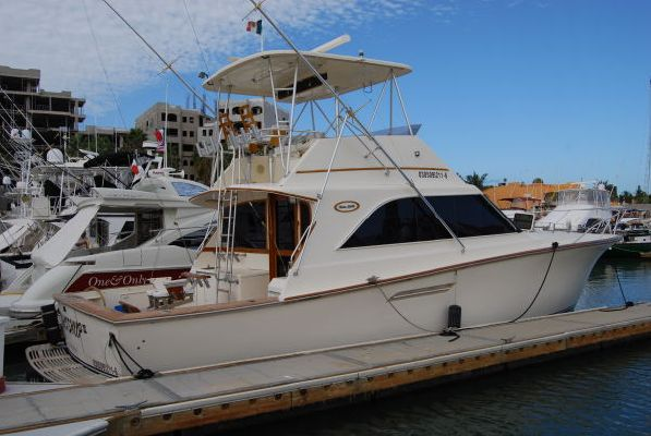 Ocean Sportfisher 1986 Sportfishing Boats for Sale