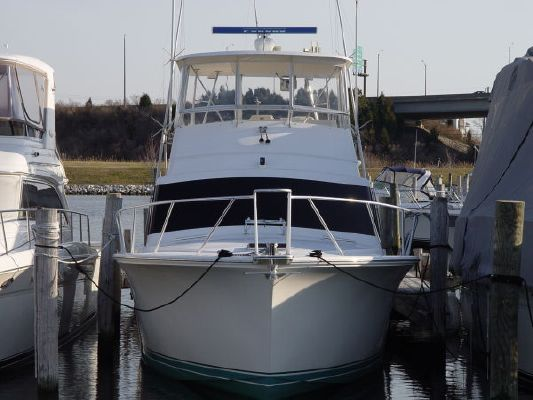 Boats for Sale & Yachts Ocean Super Sport with 3 Staterooms 1986 All Boats