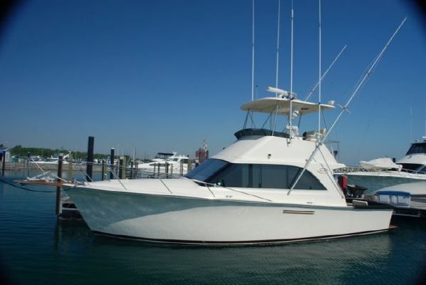 Boats for Sale & Yachts Ocean Yachts * 38 Super Sport 1986 All Boats