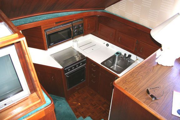 Ocean Yachts 44 Super Sport 1986 All Boats