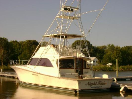 Boats for Sale & Yachts Ocean Yachts 55 Super Sport 1986 All Boats