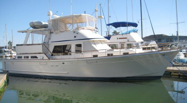 1986 Offshore 48 Yachtfisher Boats Yachts For Sale