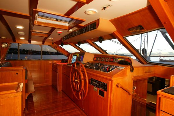Picchiotti S&S Keel Centerboard Ketch 1986 Ketch Boats for Sale