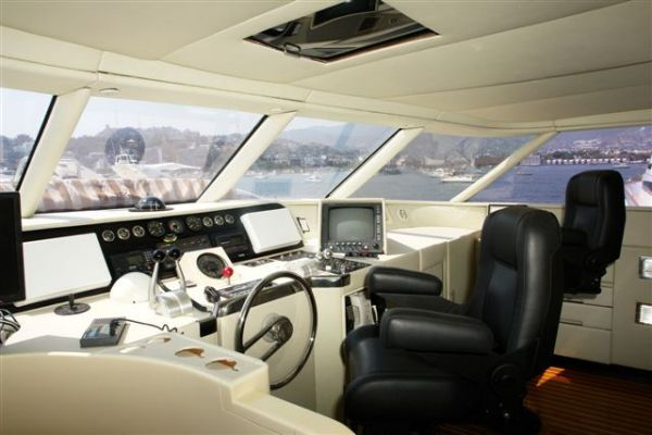 Poole Boat Company Raised Pilothouse with Cockpit 1986 Pilothouse Boats for Sale