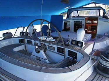 Royal Huisman World Cruising Pilot House Performance Cutter 1986 Sailboats for Sale