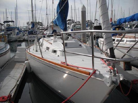 1986 sabre sloop  1 1986 Sabre Sloop