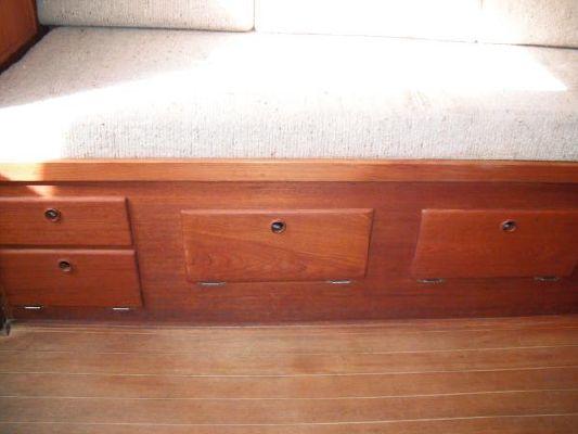 1986 sabre sloop  14 1986 Sabre Sloop