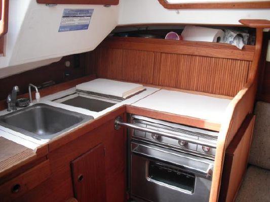 1986 sabre sloop  17 1986 Sabre Sloop