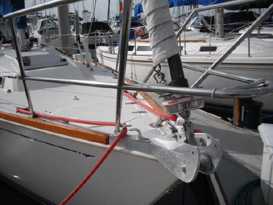 1986 sabre sloop  2 1986 Sabre Sloop