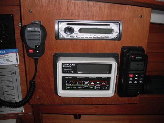 1986 sabre sloop  21 1986 Sabre Sloop