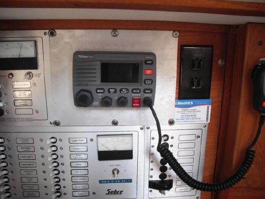 1986 sabre sloop  22 1986 Sabre Sloop
