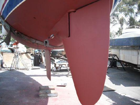 1986 sabre sloop  29 1986 Sabre Sloop