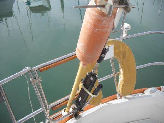 1986 sabre sloop  8 1986 Sabre Sloop