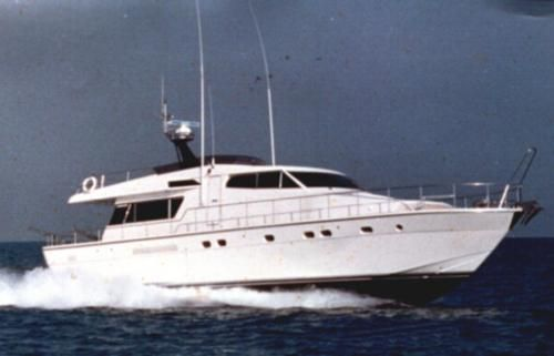 San Lorenzo SL 57 1986 All Boats